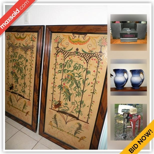 Mountain Grove Downsizing Online Auction - Hilltop Road