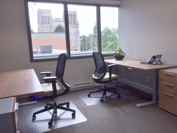 EXECUTIVE OFFICE - FURNISHED - ALL INCLUSIVE PRICING