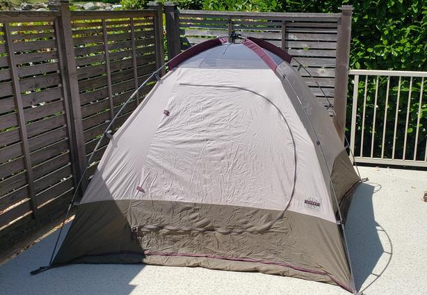 timeless design 9fefb 5a5ba  Log In needed $35 · MINTY FRESH! Camping starter kit! 3-person tent 'n  stuff!