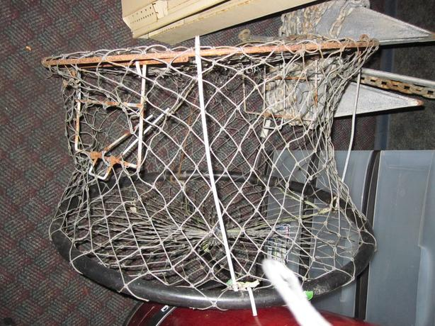 Crab traps starting at $25