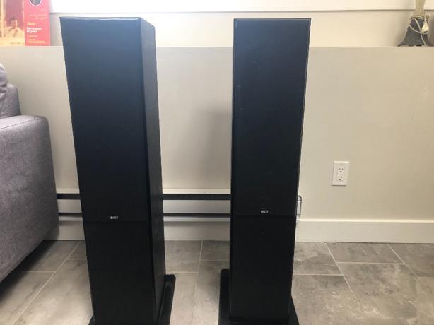 KEF 150w Speakers - 50 for pair