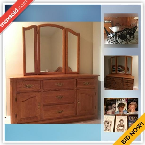 Kitchener Downsizing Online Auction - Cyprus Drive