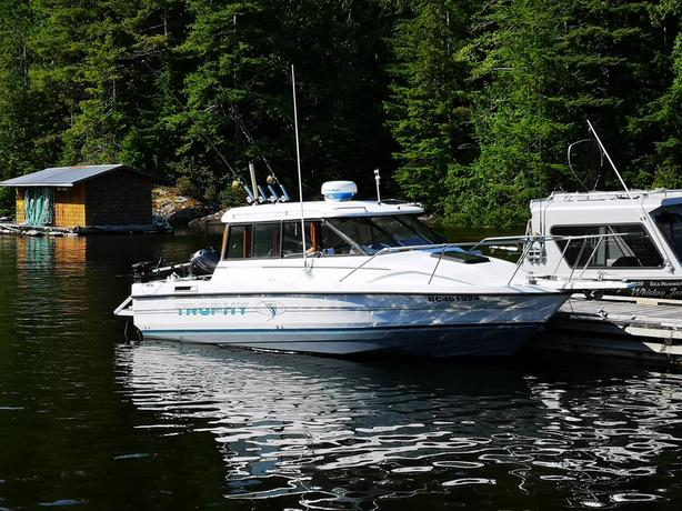  Log In needed $19,500 · 1991 Bayliner Trophy 2159 - repowered