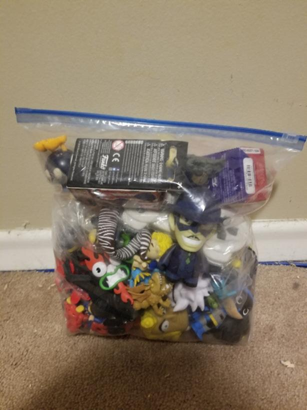 Big Bag of Random Figures