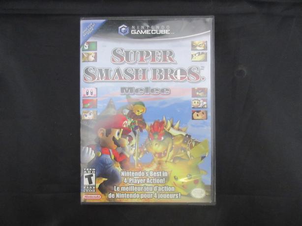 Nintendo GameCube Game