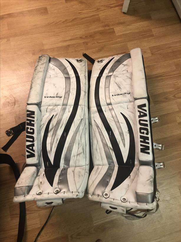 Complete set of High Quality Goalie Equipment