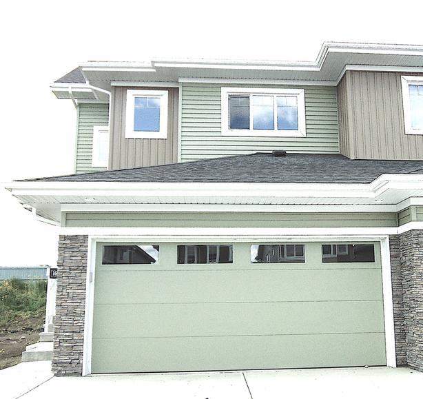 New SW Edmonton Duplex w/ DBL Garage