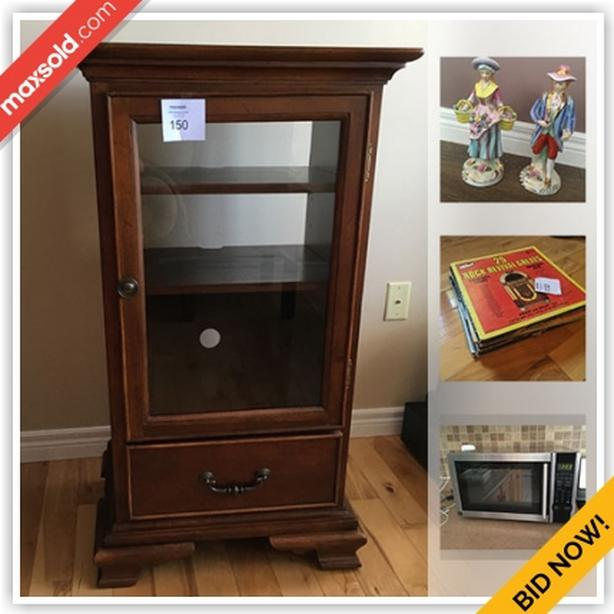 Barrie Downsizing Online Auction - Marsellus Drive