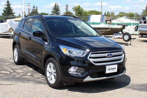 2018  Ford Escape SEL Leather/Navigation/Moonroof 4WD