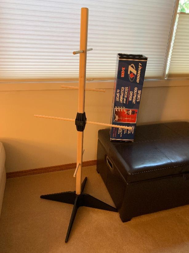 Hockey/Sports Equipment Drying Stand