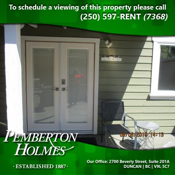 1.5 Bedroom Lower Level Suite Available Immediately
