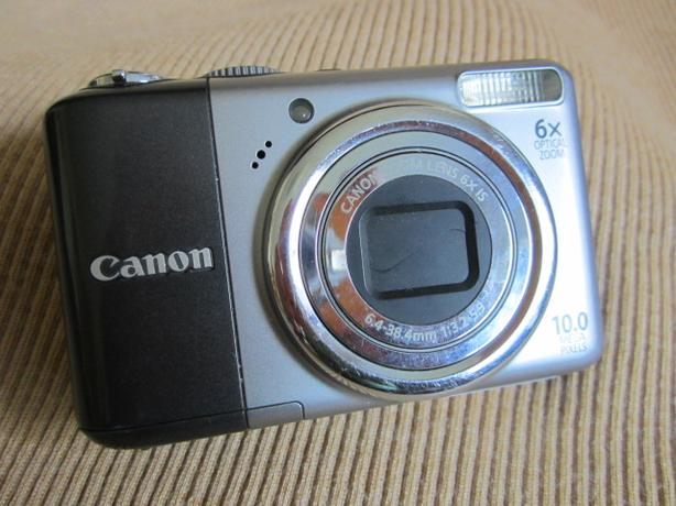 Canon Power Shot A 2000 is digital camera