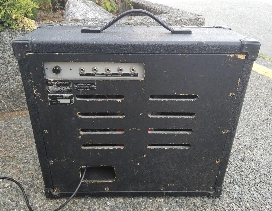 $450 · Roland JC-50 Guitar Amp