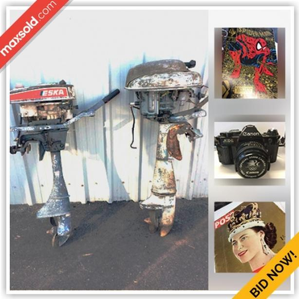 Kingston Downsizing Online Auction - Woodbine Road