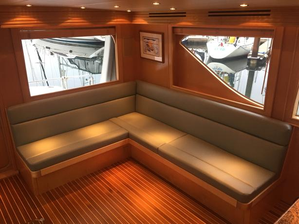 Joinery (Cabinetmaker) for High End Yachts