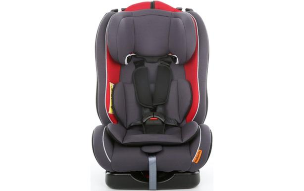 2 Toddler carseats legal in Europe