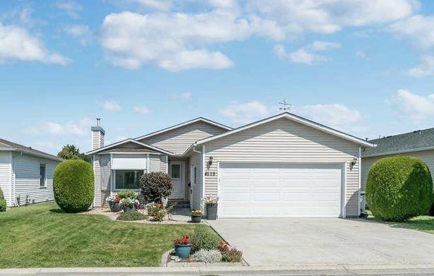 This nicely updated 2 bed 2 bath rancher style home will check all the boxes