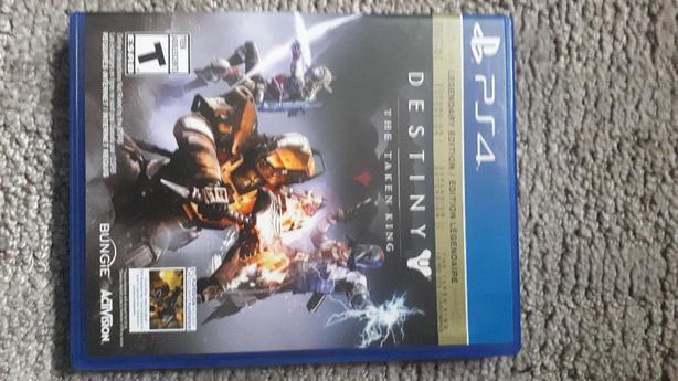 PS4 Destiny Legendary Edition