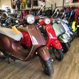 VESPA*** Primavera 49cc Hand Built in Italy. Many Colors**