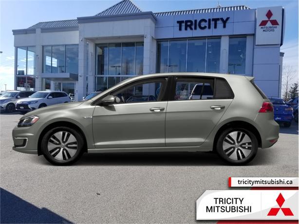 2016 Volkswagen e-Golf SE  - Low Mileage