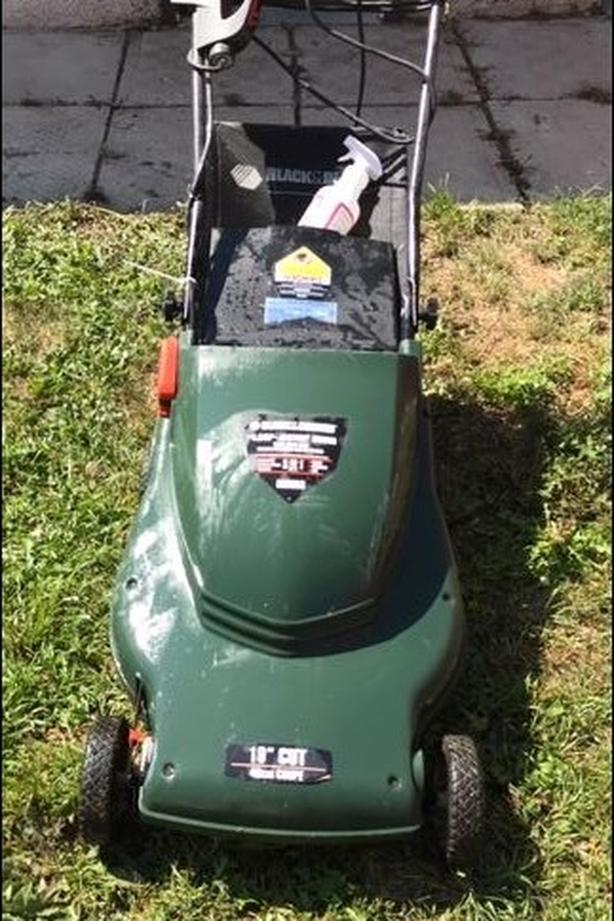 LAWN MOWER - ELECTRIC