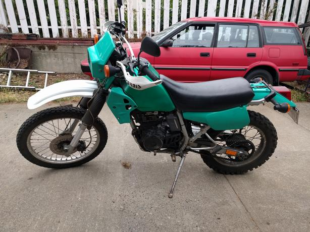 1994 Kawasaki KLR 250
