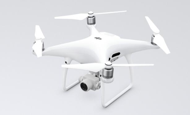 DJI Phantom 4 Pro Drone (like new)