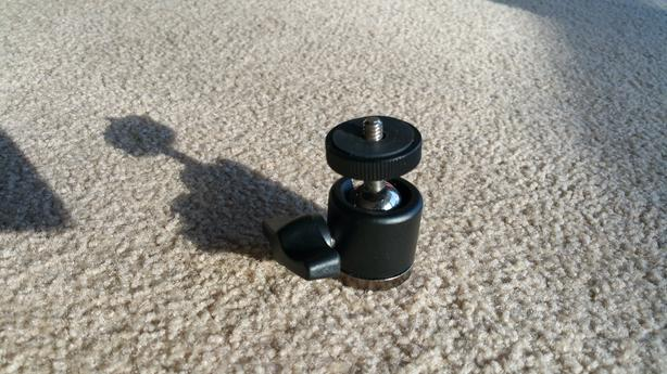 360-Degree Rotating Camera Mount