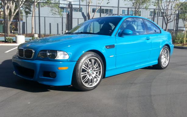 WANTED: WANTED: BMW M3 [E46]