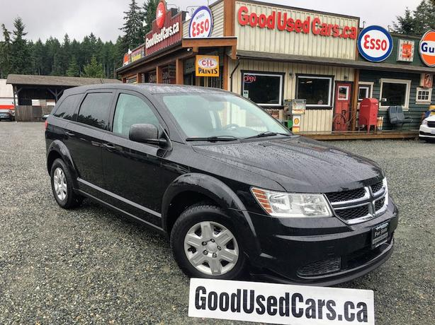 2012 Dodge Journey SE - 7 Passenger with Bluetooth and only 167,000 KM!