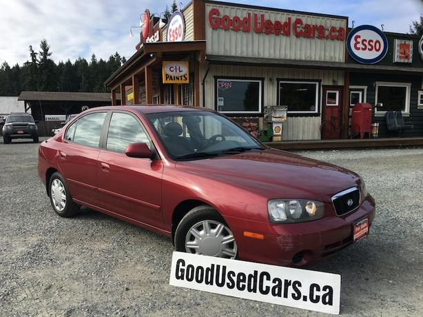 2003 Hyundai Elantra - Automatic with Cold Air Conditioning