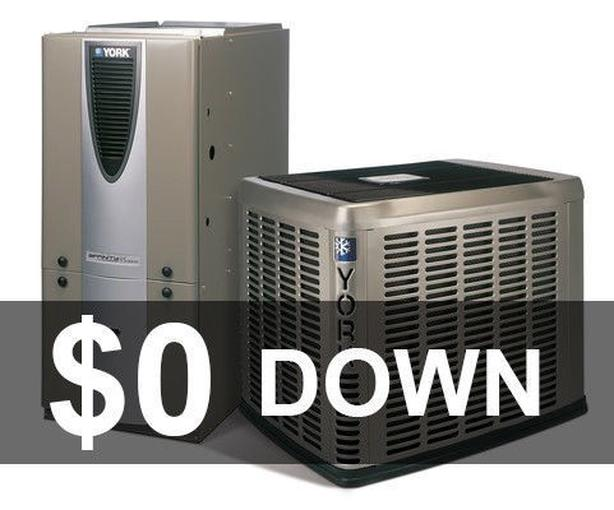 Air Conditioner Furnace Rent to Own Worry Free $0 Upfront Cost