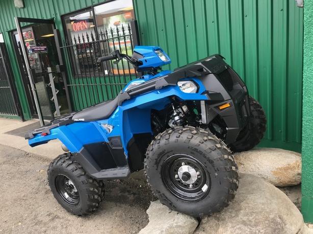 2019 POLARIS SPORTSMAN 570 EPS ATV