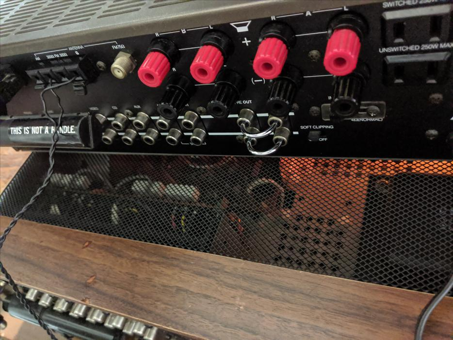$200 · NAD 7250 PE Stereo Tuner Amplifier ( Mint !! )