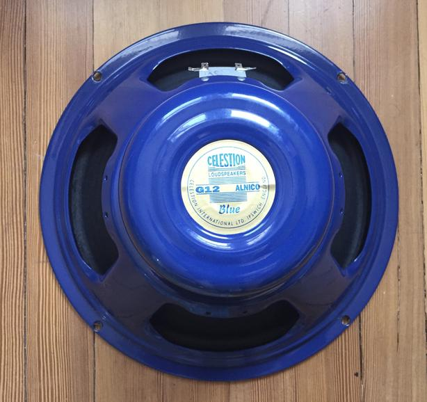 Celestion G12 Alnico Blue 16 ohm