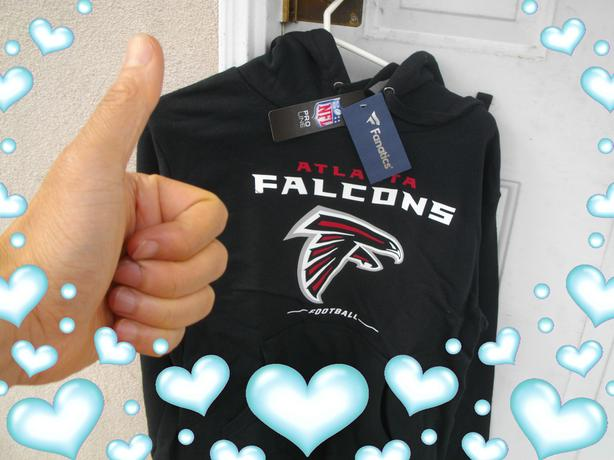 Hot Buy:  NFL Falcon sweater $80 (Van., BC)
