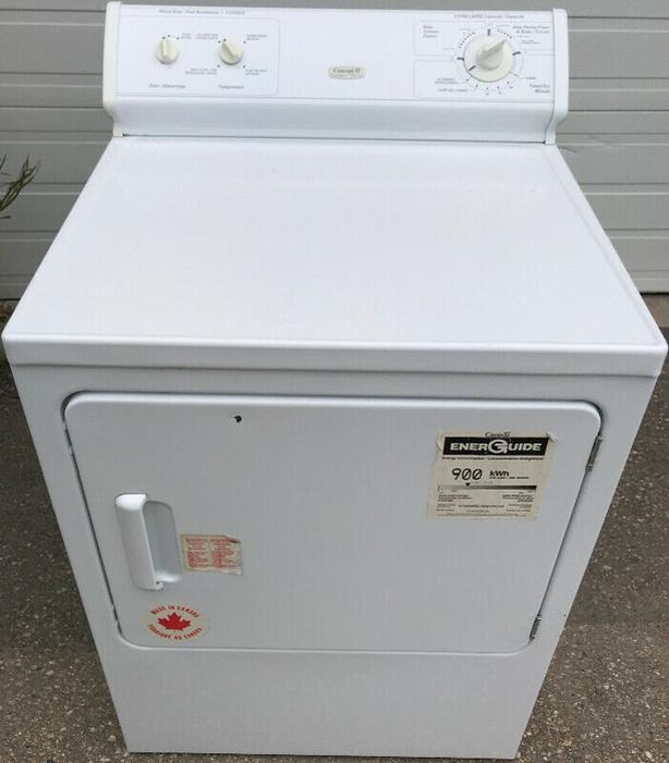 Heavy duty Electric Dryer