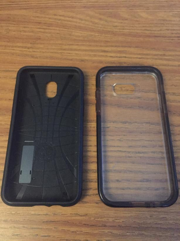 2 Samsung Galaxy S7 cell phone cases