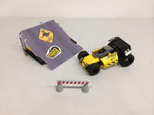 Lego Racers 8490 Desert Hopper