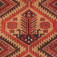 "Handmade Traditional Persian Area Rug 6'11"" x 3'5"""