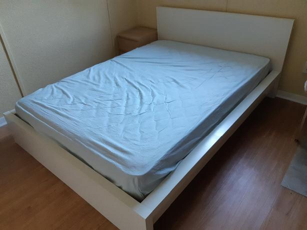 Ikea Bed Frame And Mattress Saanich Victoria Mobile