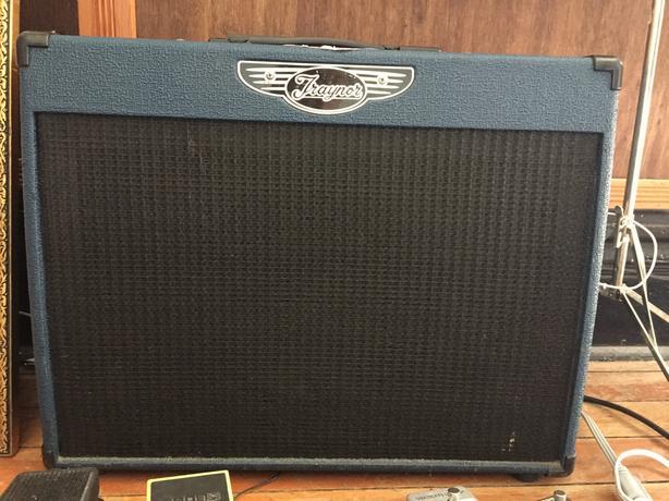 Traynor Custom Valve 50Blue Amplifier