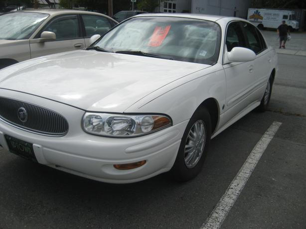 2003 Buick Lesabre-4 door sedan- NO ACCIDENTS