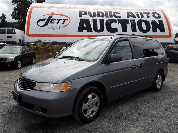 2000 Honda Odyssey 3.5L V6 Unit Selling at Auction!
