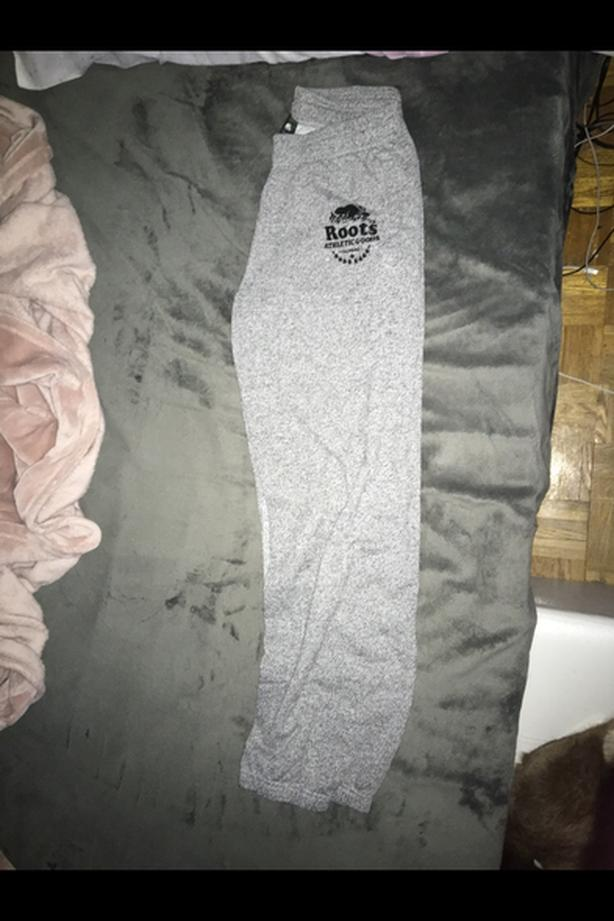 Roots Salt & Pepper Track Pants