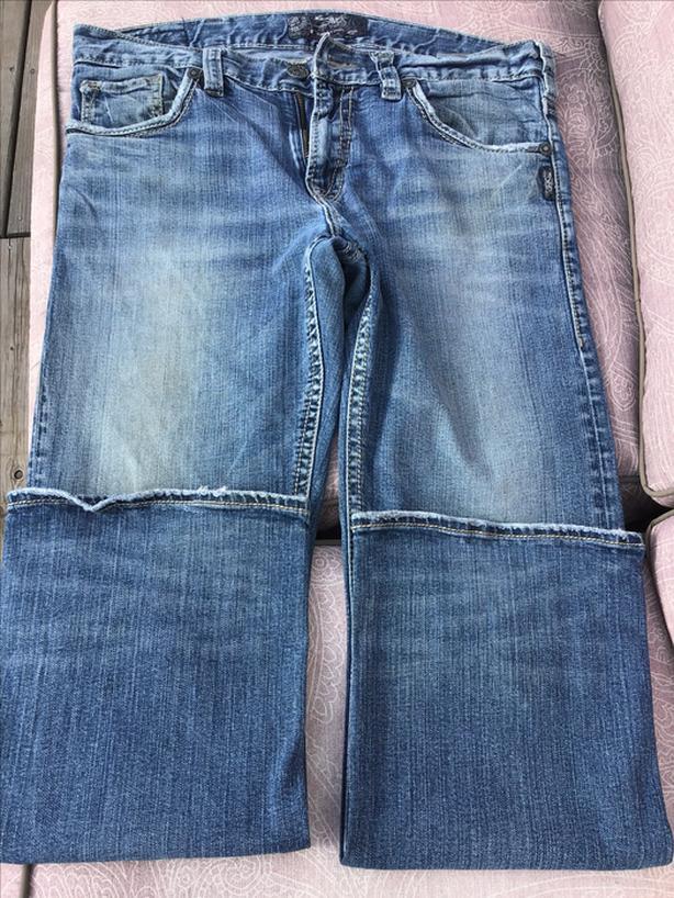 Men's Zac Silver jeans
