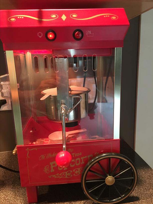 Movie Popcorn Machine