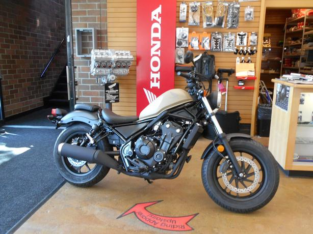 2019 HONDA Rebel 500 ABS