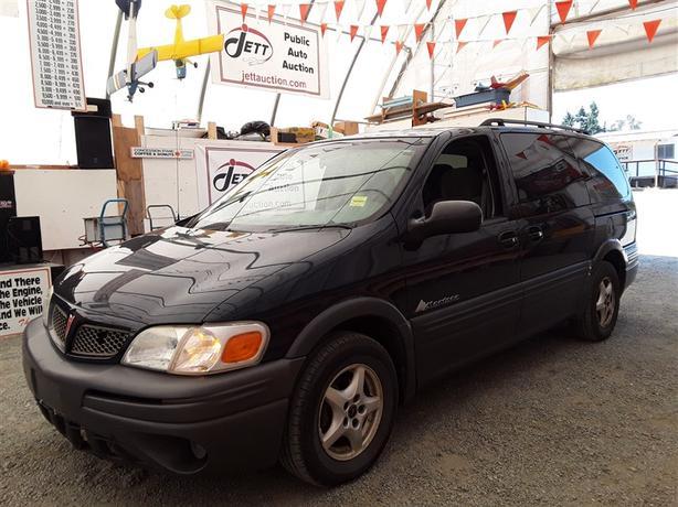 2005 Pontiac Montana 3.4L V6 Unit Selling at Auction!