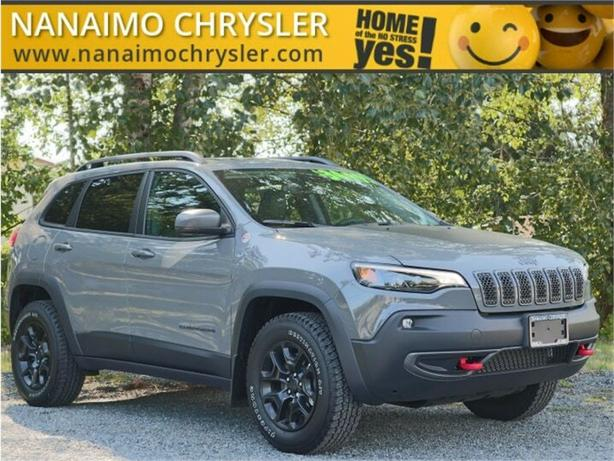 2019 Jeep Cherokee Trailhawk One Owner No Accidents
